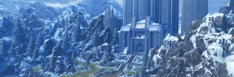 Star Wars: The Old Republic brings the Alderaan Stronghold back to the test server