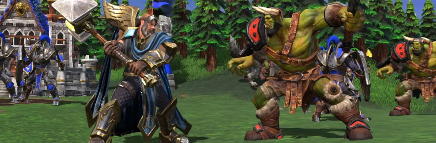 First Impressions Warcraft Iii Reforged Is Someone S Monkey S Paw