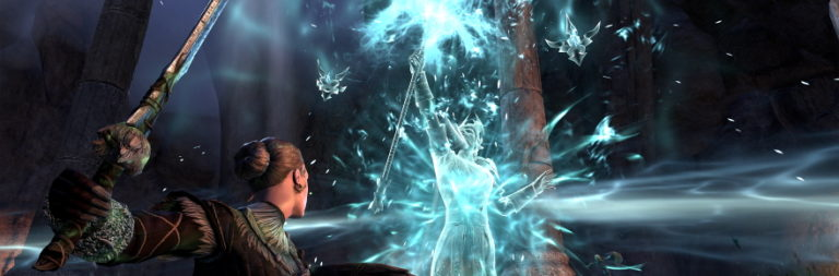 Dark Heart of Skyrim arrives to Elder Scrolls Online's console version with the launch of Harrowstorm