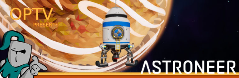 The Stream Team: Vying for Vesania in Astroneer