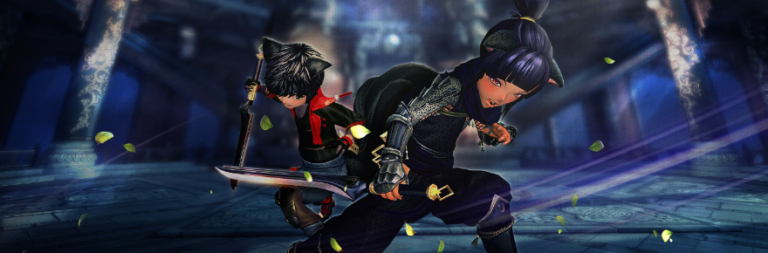 Blade and Soul takes a closer look at the upcoming Way of the Phantom Assassin specialization