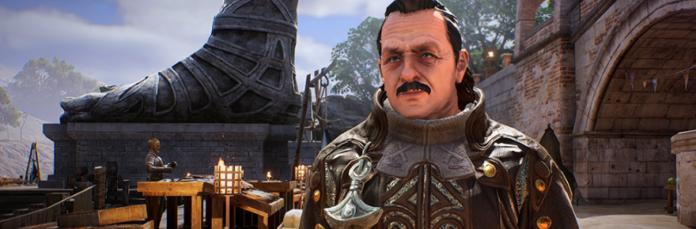 That's quite the moustache, my friend.