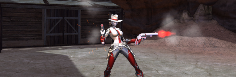 Champions Online releases its second Serene Abyss chapter and a new Wild West-themed Alert
