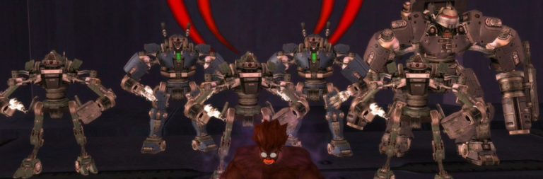 City of Heroes' Homecoming buffs tanks and Masterminds, begins the Spring Fling