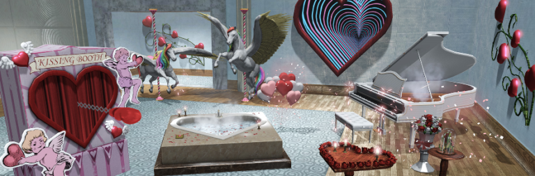 DC Universe Online and Skyforge detail their Valentine's Day seasonal events