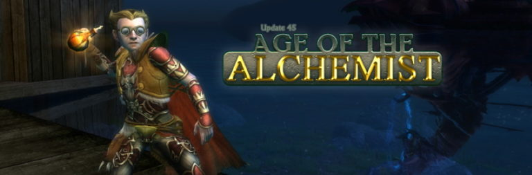 Dungeons and Dragons Online upgrades to 64-bit client, adds Alchemist class
