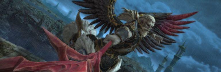 Final Fantasy XIV interviews main scenario writer and lore director Banri Oda