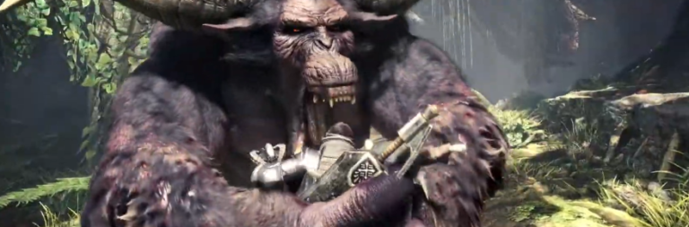 Monster Hunter World PC introduces Rajang and the Resident Evil crossover event