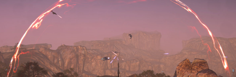 PlanetSide 2's Escalation update is pushed back to February 26