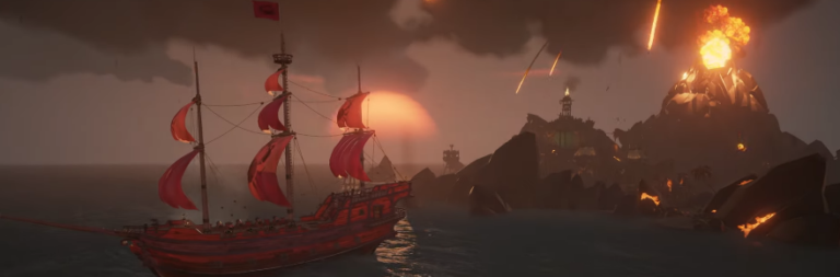 Sea of Thieves' Crews of Rage update brings new voyages, cursed chests, and enemies