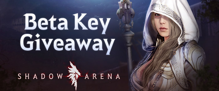 Grab a key for Shadow Arena's February 27 closed beta, courtesy of Pearl Abyss and MOP