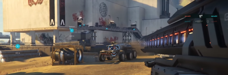 Star Citizen Live discusses the Theaters of War multiplayer FPS mode