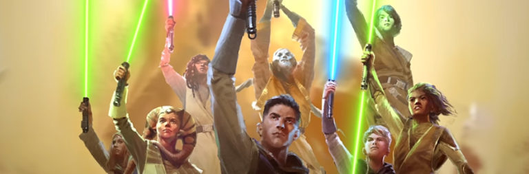 Star Wars' Project Luminous and 'High Republic' era aren't spilling into games – yet