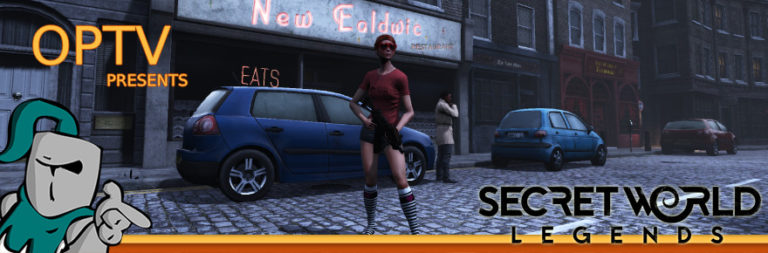 The Stream Team: Investigating Valentine's Day in Secret World Legends