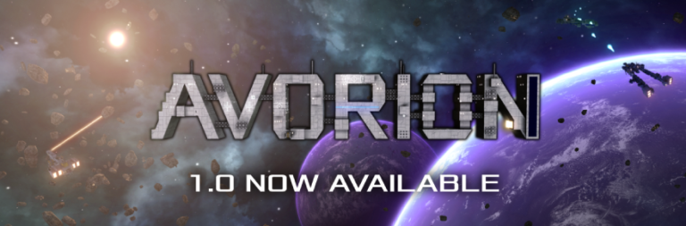 Enter to win a copy of new space sandbox Avorion, courtesy of Boxelware and MOP!