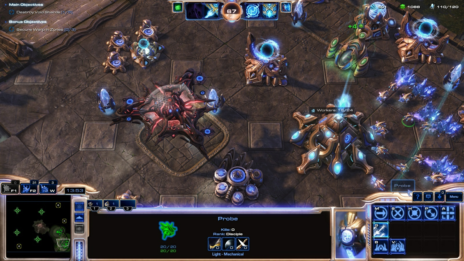 Not So Massively Starcraft Ii Has Quietly Become Blizzard S Best Managed Property Massively Overpowered