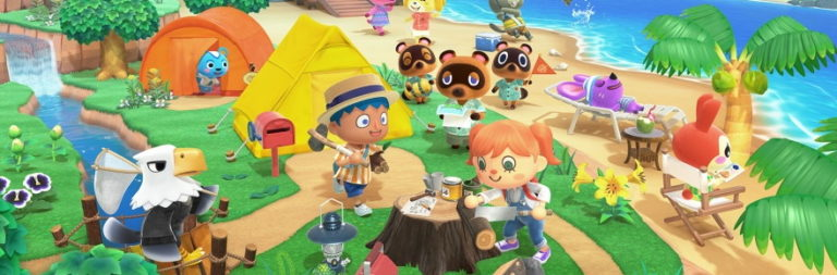 Global Chat: Is Animal Crossing New Horizons an MMO?