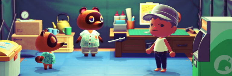 Massively on the Go: Why MMO players will love Animal Crossing New Horizons