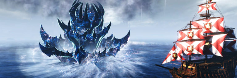ArcheAge's Treacherous Tides is live with a new ocean raid boss and Swiftblade ancestral skills