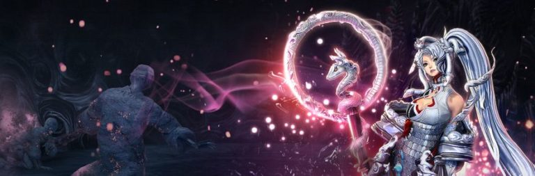 Blade & Soul launches the Forgotten Souls update today