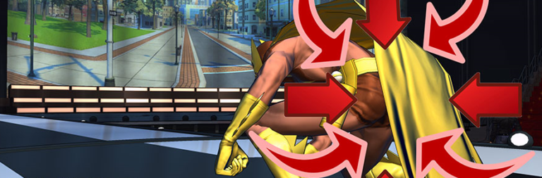 Champions Online aims to judge your backside in 'reverse' costume contest