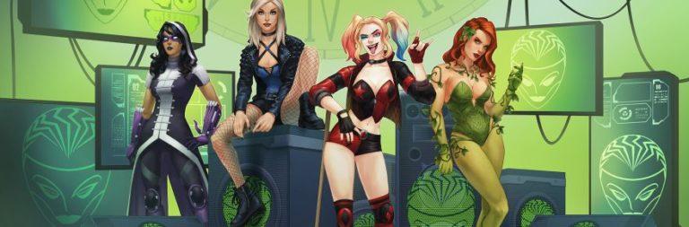 DC Universe Online brings out a Birds of Prey episode on April 16