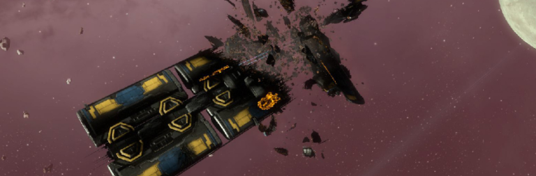 EVE Online players recount a $5000 ganking and its aftermath on the victim