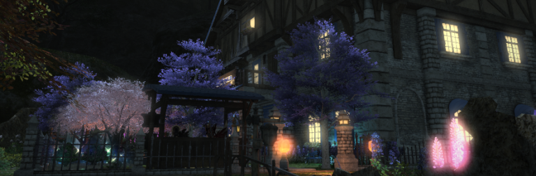 Final Fantasy XIV temporarily suspends automatic housing demolition because of COVID-19