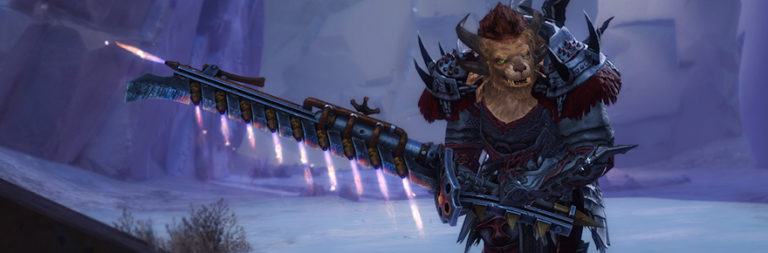 Guild Wars 2 dev blog teases Steel and Fire's storyline – and the Eye of the North