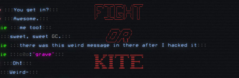 Fight or Kite: Hackmud is more than a MUD – it's a living cyberpunk world