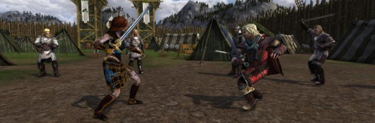 LOTRO Legendarium: Lord of the Rings Online's Hytbold experiment