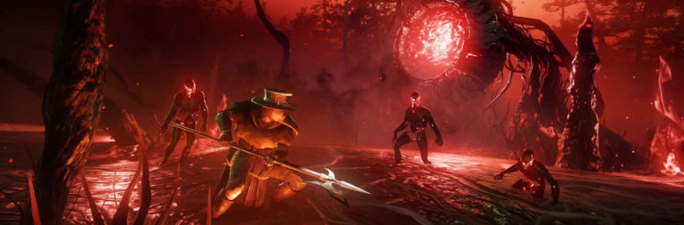 New World details how players will battle the PvE baddies known as The Corrupted