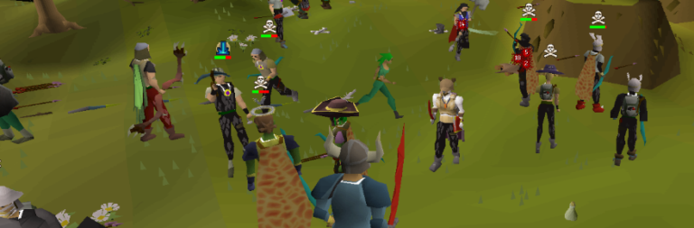 Old School RuneScape brings the last of its Poll 70 updates and Bounty Hunter changes