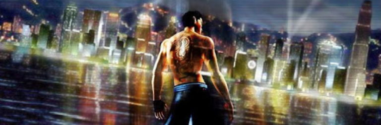 The Game Archaeologist: Shenmue Online