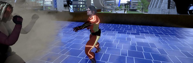 Ship of Heroes drops new Street Fighting powerset video and pics