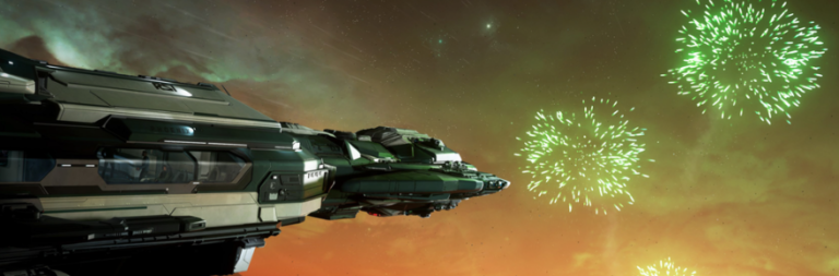 Star Citizen celebrates St. Patrick's Day by selling things and holding a limerick contest