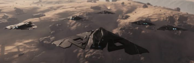 Star Citizen's latest video talks about targeting, turrets, and taking off