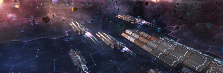 MMORTS Starborne announces an open beta on April 2