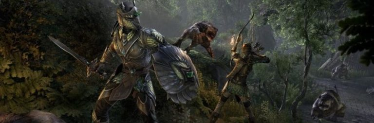 The Elder Scrolls Online starts celebrating six years of operation on April 2
