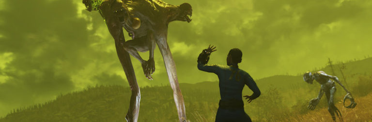 Fallout 76 drops new trailer ahead of April 14 Wastelanders launch