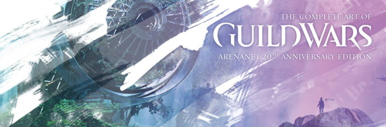 Flameseeker Chronicles: Reviewing ArenaNet's Complete Art of Guild Wars 20th anniversary edition book
