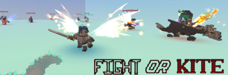 Fight or Kite: You're stuck in the house, so PvP with the kids in Trove
