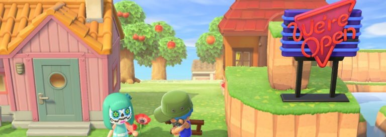 Massively on the Go: Animal Crossing's housing islands from an MMO player's perspective