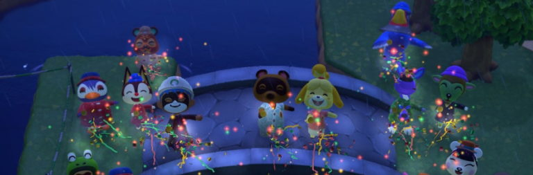 Presidential nominee Joe Biden has his own Animal Crossing: New Horizons island