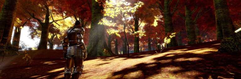 Camelot Unchained talks about a new island scenario and other updates in a livestream