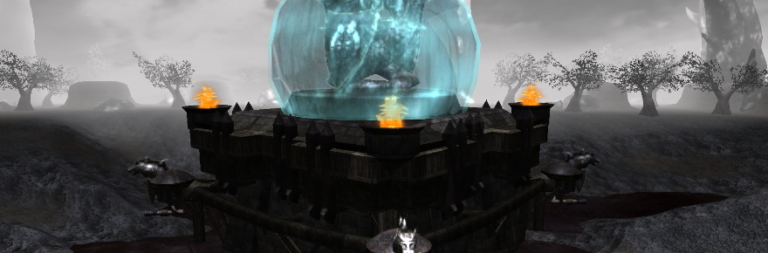 Darkfall: Rise of Agon introduces a land fortress for clans to capture