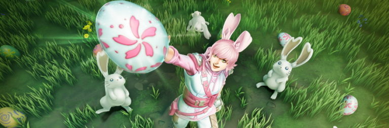 Easter dawns in Warframe, Dauntless, ArcheAge, Elite Dangerous, RIFT, Hackmud, DAoC, and WoW