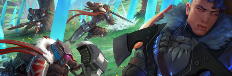 Dauntless shows off the features and cosmetics of the Rogue Elements hunt pass launching on April 30