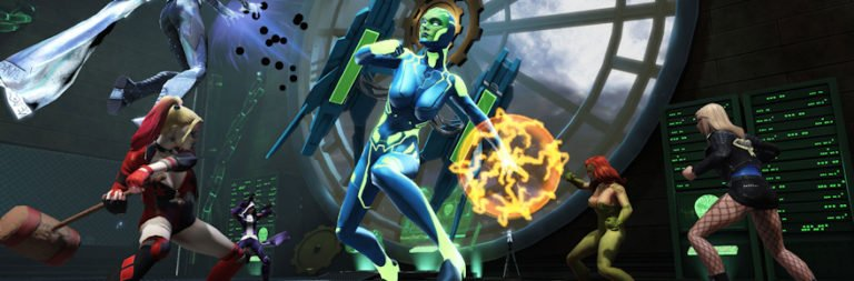 DC Universe Online's latest Birds of Prey episode is live with gobs of new content