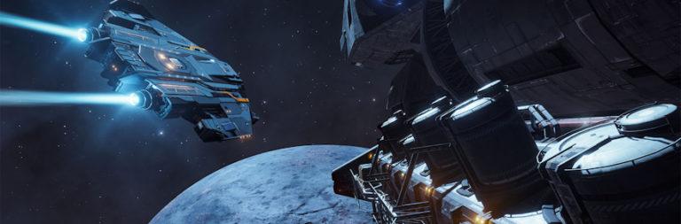 Elite Dangerous fully reveals Fleet Carriers, launching in June